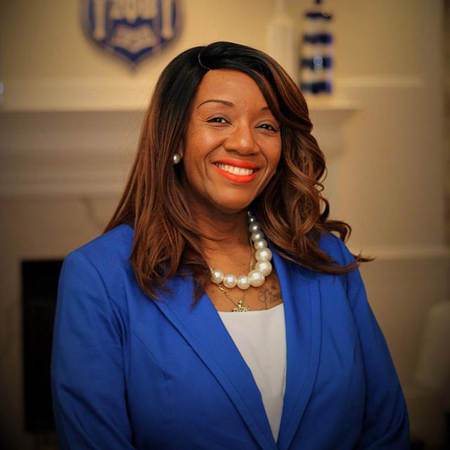 Dr. Michelle P. Steven