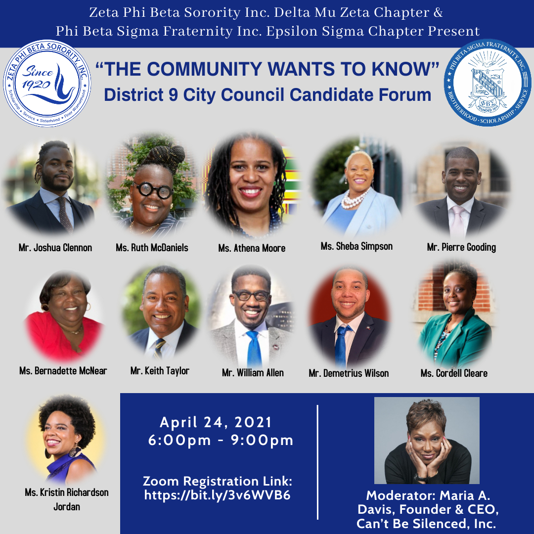 District 9 Candidates