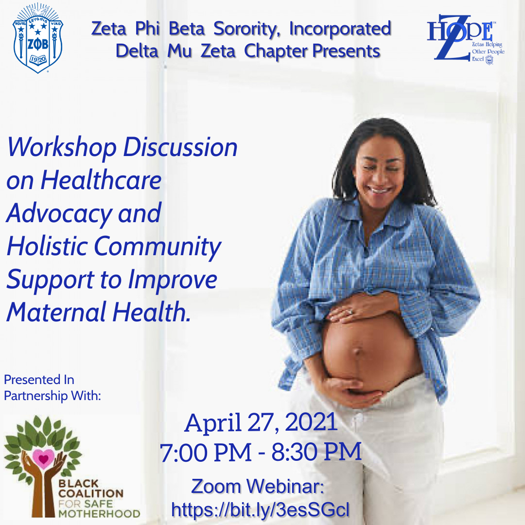Maternal Health Workshop